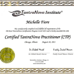 Tantra Yoga Certification